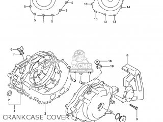 Suzuki Sv650 2004 (k4) Usa (e03) parts list partsmanual