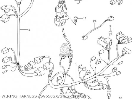 Dr250s Wiring Diagram
