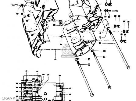 Suzuki T250IIR 1972 (J) USA (E03) parts lists and schematics