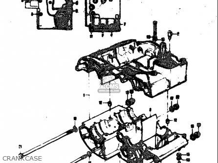 Suzuki T305 TC305 1969 USA (E03) parts lists and schematics