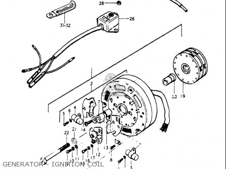 Suzuki T500 1968 1969 1970 USA (E03) parts lists and