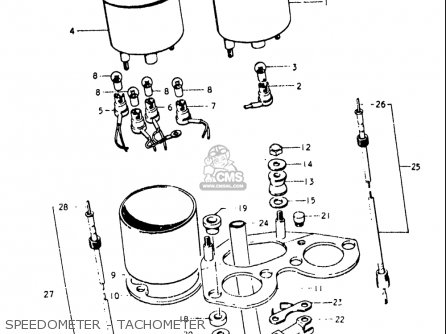 Suzuki T500 1968 1969 1970 USA (E03) parts lists and