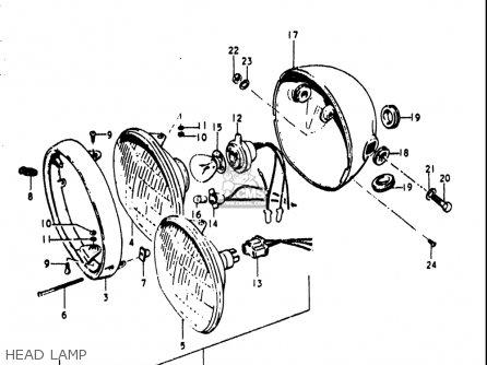Suzuki T500 1971 1972 1973 1974 1975 (R) (J) (K) (L) (M