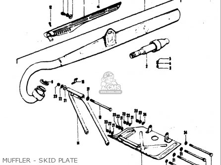Suzuki TC120 1971 (R) USA (E03) parts lists and schematics