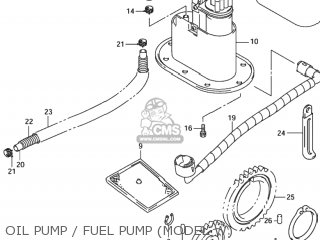 Suzuki Tl1000r 1998 (w) Usa (e03) parts list partsmanual