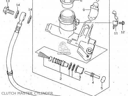 Suzuki Tl1000r 1999 (x) parts list partsmanual partsfiche