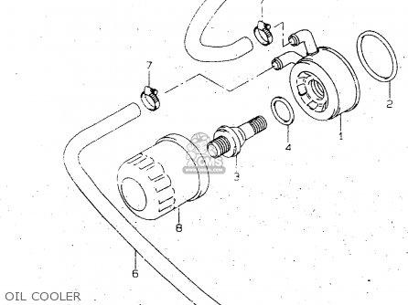 Suzuki TL1000R 1999 (X) parts lists and schematics