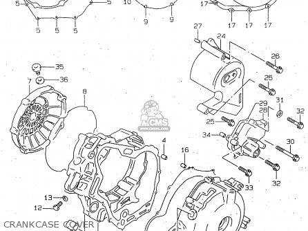 Suzuki Tl1000r 2000 (y) parts list partsmanual partsfiche