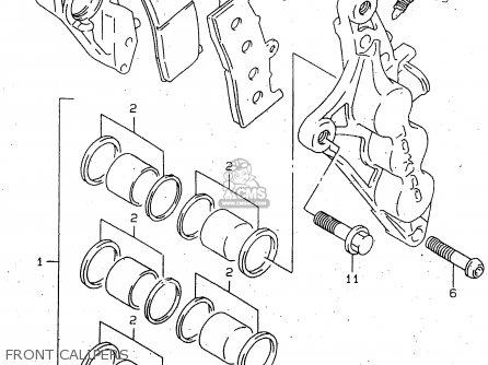 Suzuki Tl1000r 2000 (y) parts list partsmanual partsfiche