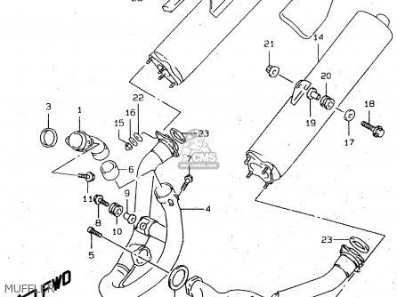 Suzuki TL1000R 2000 (Y) parts lists and schematics
