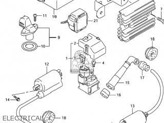 Suzuki TL1000R 2000 (Y) USA (E03) parts lists and schematics