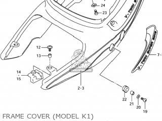 Suzuki TL1000R 2002 (K2) USA (E03) parts lists and schematics