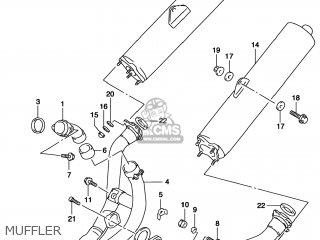 Suzuki Tl1000s 1997 (v) Usa (e03) parts list partsmanual
