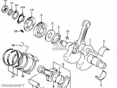 Suzuki TL1000S 1999 (X) (E02 E04 E18 E22 E24 E25 E34