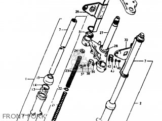 Suzuki TS100 1979 (N) USA (E03) parts lists and schematics
