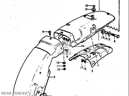 Suzuki Ts125 Wiring Diagram Suzuki DR200 Wiring Diagram