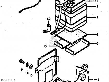 1980 Suzuki Ts250 Wiring Diagram, 1980, Free Engine Image