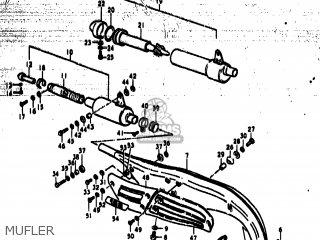 Suzuki TS185 1978 (C) USA (E03) parts lists and schematics