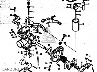 Suzuki TS185 1979 (N) USA (E03) parts lists and schematics