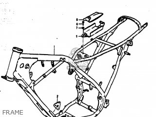 Suzuki TS185 1979 (N) USA (E03) parts lists and schematics