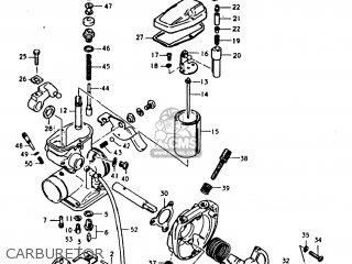Suzuki TS250 1978 (C) USA (E03) parts lists and schematics
