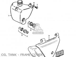 Suzuki TS250 1978 (C) USA (E03) parts lists and schematics