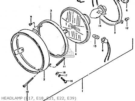 Suzuki Ts 250 Wiring Diagram Suzuki RM 250 Wiring Diagram