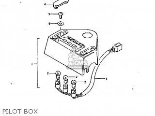 Suzuki Ts50erk 1981 (x) (e02 E16 E21 E22 E41) parts list