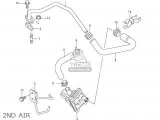 Suzuki TU250X 2009 (K9) USA (E03) parts lists and schematics