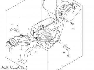 Suzuki Tu250x 2009 (k9) Usa (e03) parts list partsmanual