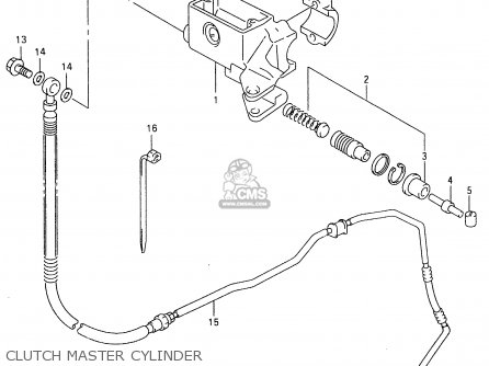 1999 Suzuki Intruder 1500 Wiring Diagram