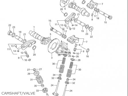 Wiring Diagram For A 2005 Suzuki Vl 1500 Yamaha FZR 1000