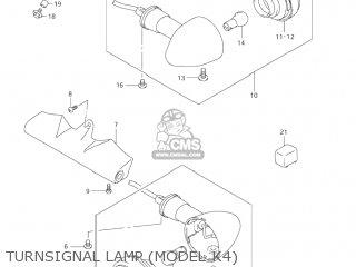 Suzuki VL1500 INTRUDER 2003 (K3) USA (E03) parts lists and