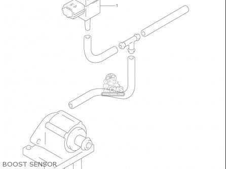 Suzuki Vl1500 ,b Intruder 1998-2004 (usa) parts list