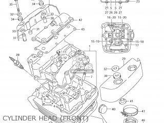 Wiring Diagram 2004 Suzuki Intruder 1500