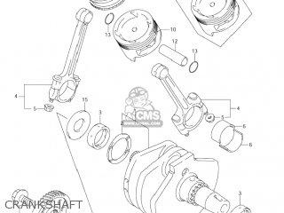 Suzuki VL800 VOLUSIA 2002 (K2) USA (E03) parts lists and