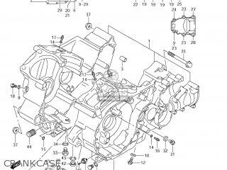 Suzuki VL800C BOULEVARD C50 2011 (L1) USA CALIFORN CANADA