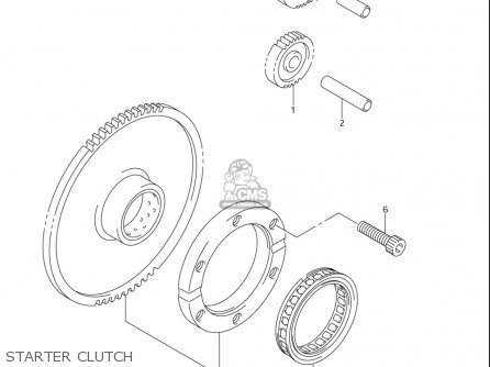 Suzuki Vl800 ,c,t (usa) parts list partsmanual partsfiche