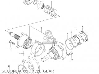 Suzuki Vl800z Volusia 2002 (k2) Usa (e03) parts list
