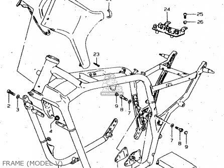 Suzuki VS1400GLP 1996 (T) (E02 E04 E17 E22 E24 E34 E37