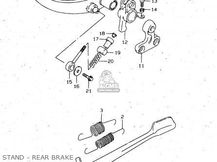 Suzuki Vs1400glp 1997 (v) (e02 E04 E17 E22 E24 E34) / P37