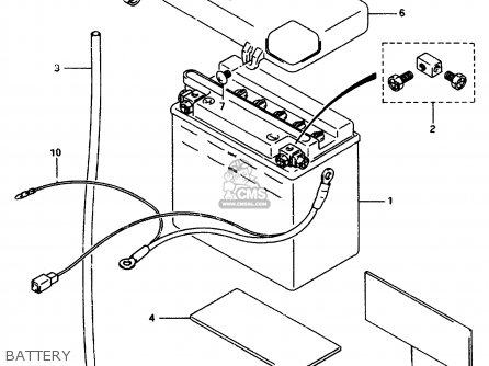 Suzuki Vs600glu 1997 (v) Germany (e22) parts list