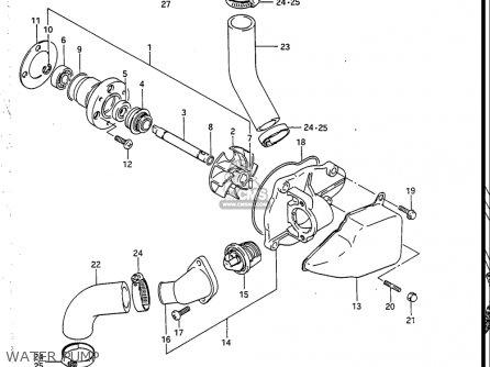 1987 Suzuki Intruder Wiring Schematics 1987 Suzuki VS1400