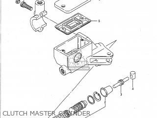 Suzuki VS700GLP INTRUDER 1988 (J) USA (E03) parts lists