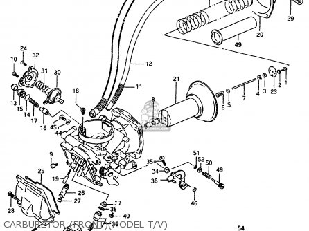 Loncin Carburetor Diagram, Loncin, Free Engine Image For