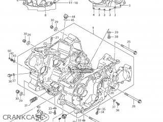 Suzuki VS800 BOULEVARD S50 2008 (K8) CALIFORNIA (E33