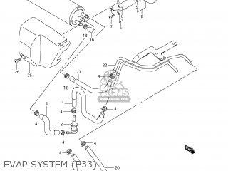 Suzuki VS800 BOULEVARD S50 2009 (K9) CALIFORNIA (E33