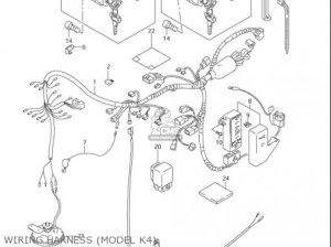 Suzuki Vs800 Gl Intruder 20012004, S50 2005 (usa) parts list partsmanual partsfiche