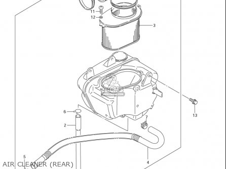 Motorcycle Air Horn Motorcycle Manual Wiring Diagram ~ Odicis