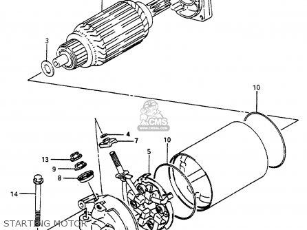 Suzuki Vs800gl 1993 (p) (e02 E04 E17 E18 E21 E22 E25 E34